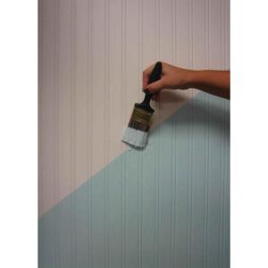 Graham U0026 Brown White Beadboard Paintable Removable Wallpaper 02 103   The  Home Depot