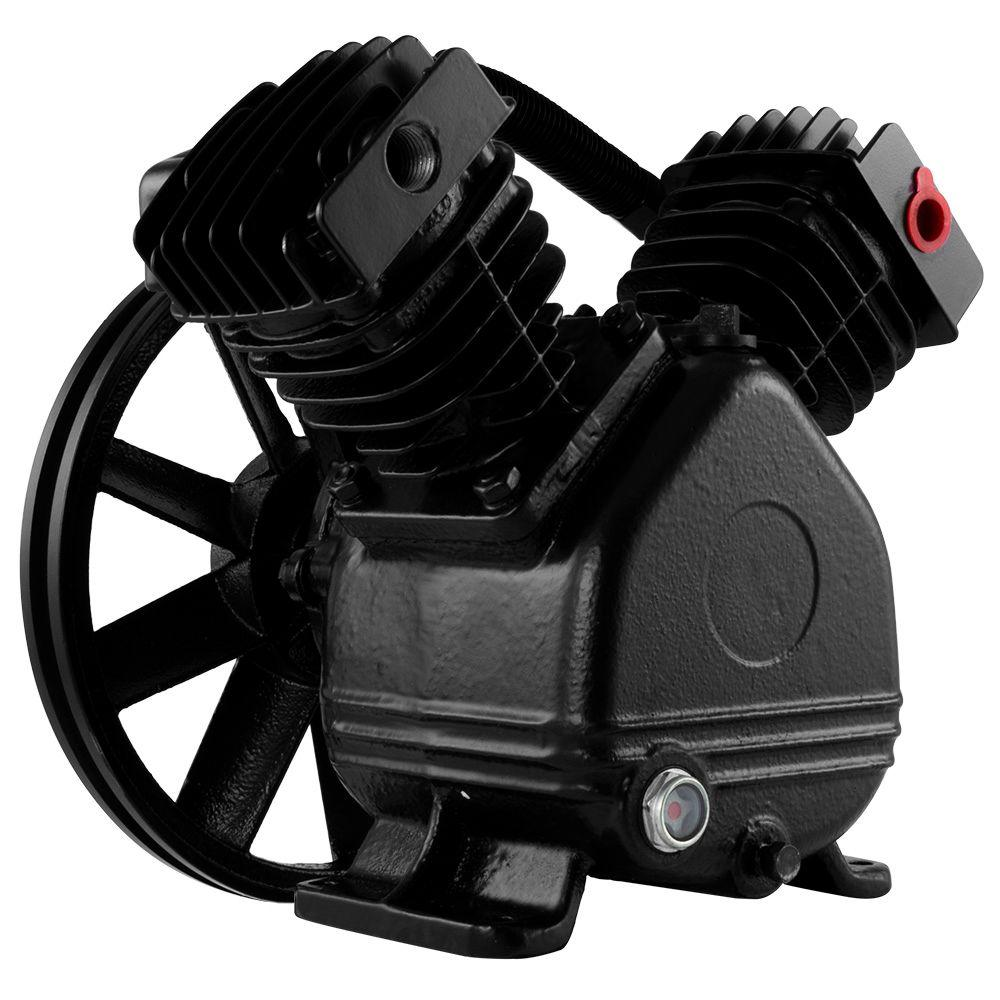 Replacement Single Stage Twin-V Pump for Husky Air Compressor C301H C302H Part
