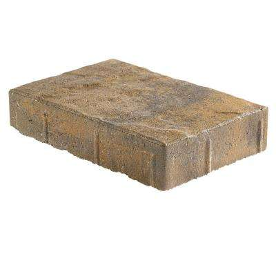 Taverna Rec 11.81 in. L x 7.87 in. W x 1.9 in. H Truckee Blend Concrete Paver (192-Piece/124 sq. ft./pallet)