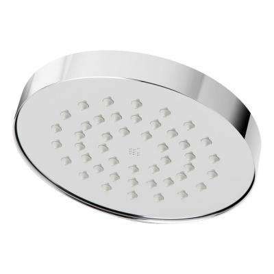 Museo 1-Spray 5.25 in. Showerhead in Chrome