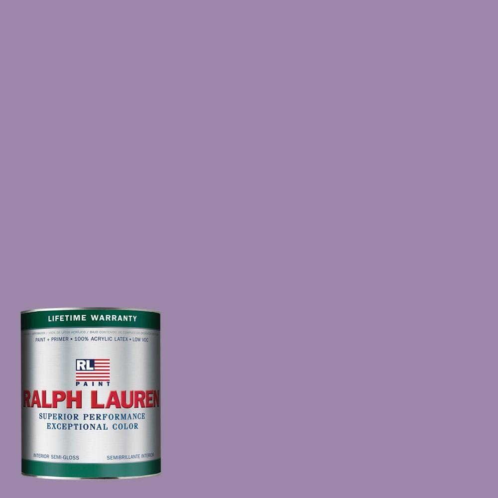 Ralph Lauren 1-qt. Debutante Violet Semi-Gloss Interior Paint