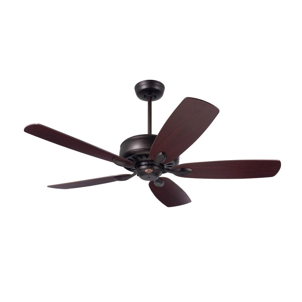 Farmington 52 in indoor oil rubbed bronze ceiling fan 32760 the oil rubbed bronze ceiling fan mozeypictures Images