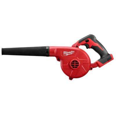 M18 18-Volt Lithium-Ion Cordless Compact Blower (Tool-Only)