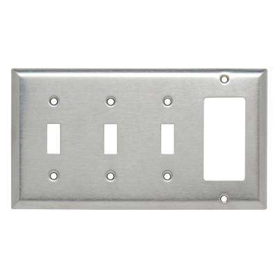 3 Toggle 1 Decorator Rocker Wall Plates Wall Plates Jacks