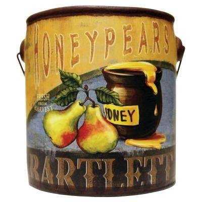 Farm Fresh Ceramic Candle Honey Pear Cider