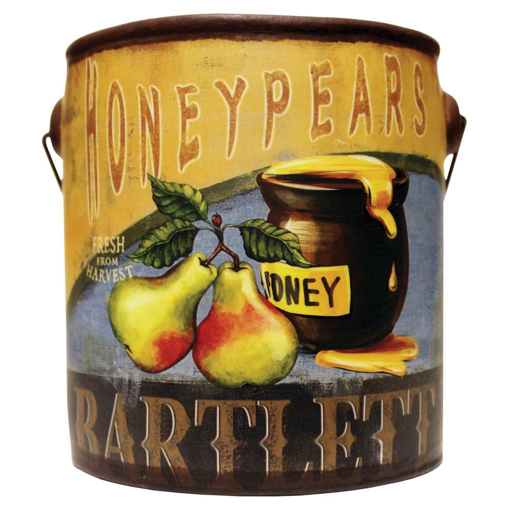 Farm Fresh Ceramic Candle Honey Pear Cider