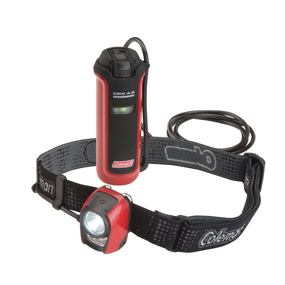 Coleman CPX 4.5 High Power LED Head Lamp