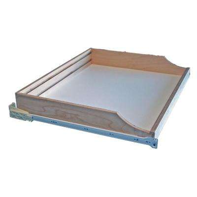 22 in. Deep Do-It-Yourself Pullout Shelf