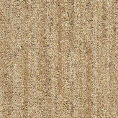Desert Dawn Acacia Wood Patterned 9 in. x 36 in. Carpet Tile (8 Tiles/Case)