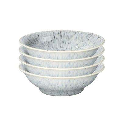 Halo 5 in. 4-Piece Shallow Bowl Set