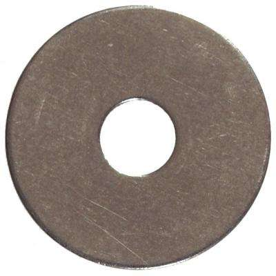 "Stainless Fender Washer (1/4"" x 1-1/2"")"