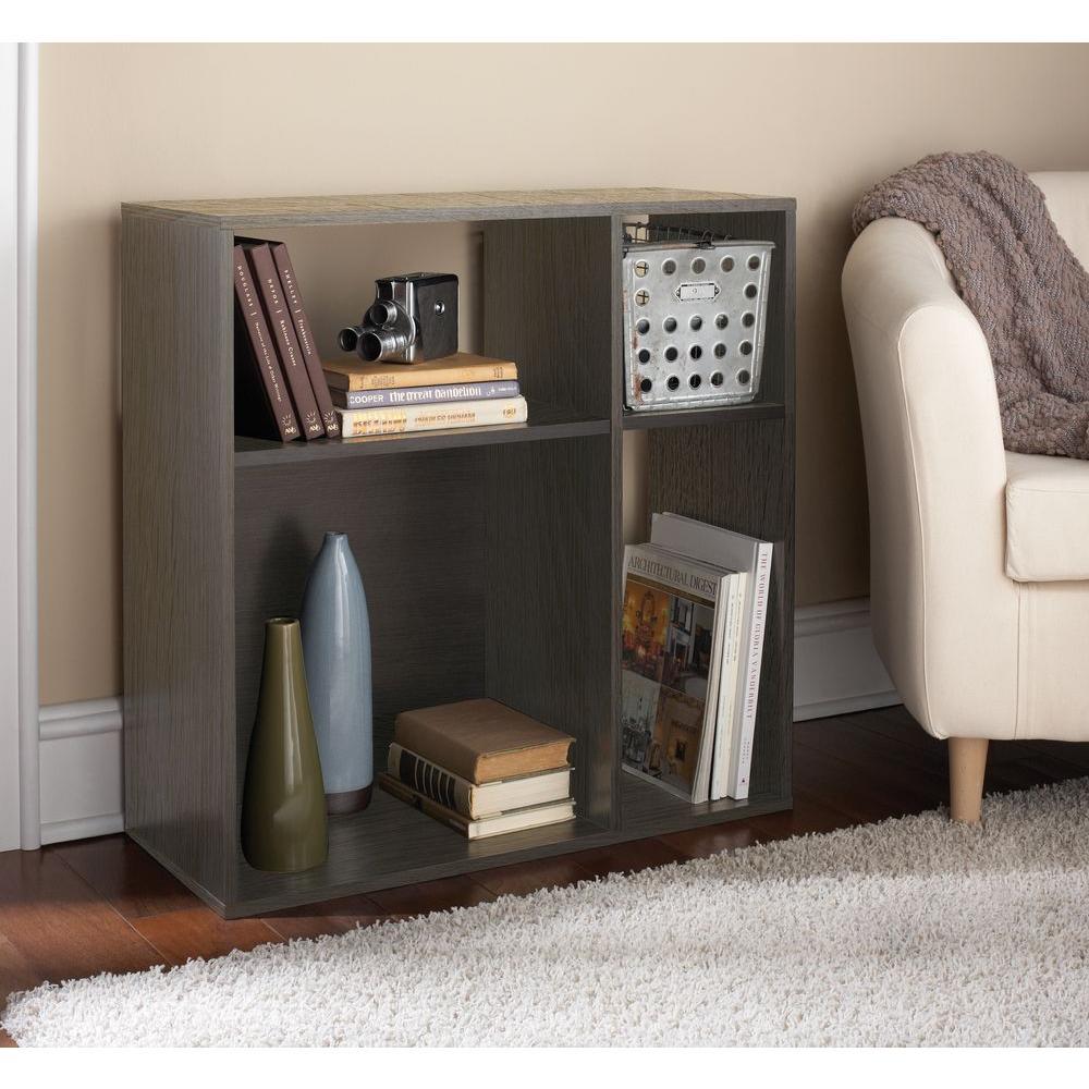 Sonoma Open Bookcase