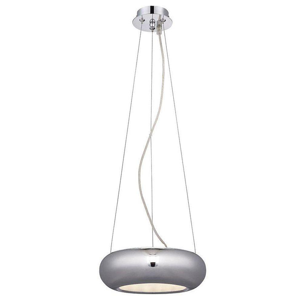 null Luna Collection 20-Light Chrome LED Small Pendant