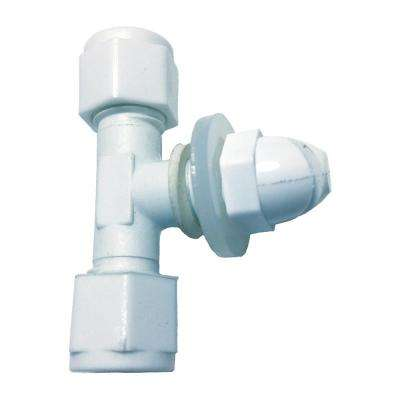 70° Top Spray Nozzle Assembly with Tee