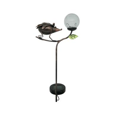 Hedgehog Solar Stake Light