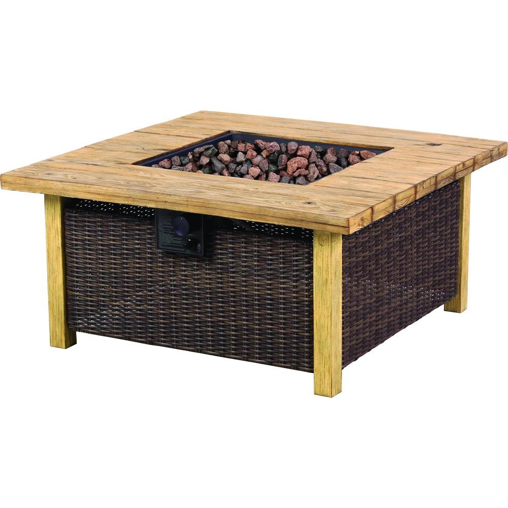 Delicieux Bond Manufacturing Key Largo 24 In. Fire Table