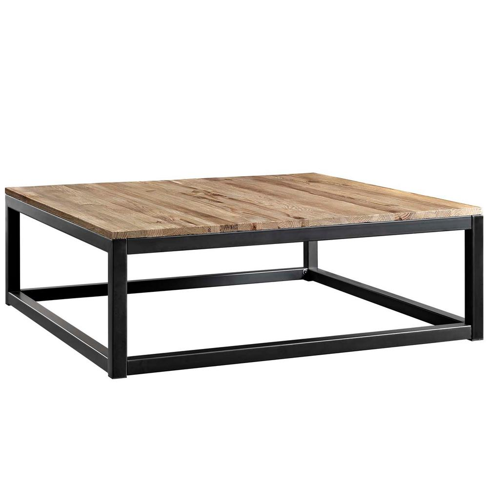 Attune Brown Large Coffee Table