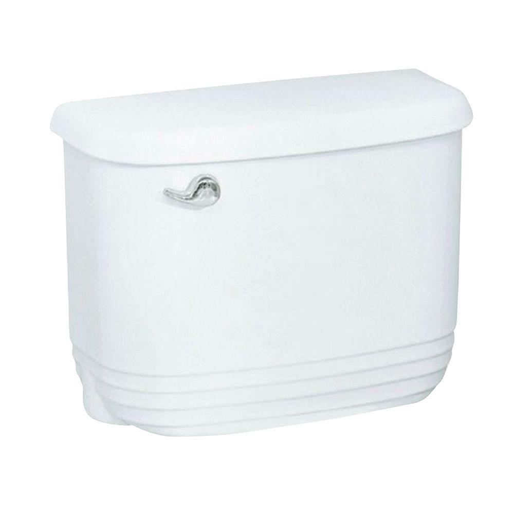 STERLING Riverton Toilet Tank Only in White