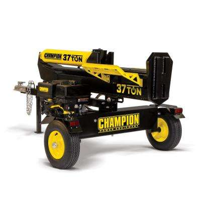 37 Ton Full Beam Towable Log Splitter