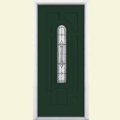 7 Panel Single Door Energy Star Front Doors Exterior Doors