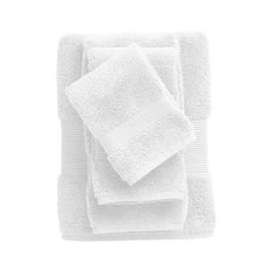 Legends Regal Egyptian Cotton Single Hand Towel in White