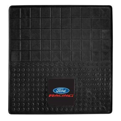 Ford Racing Heavy Duty 31 in. x 31 in. Vinyl Cargo Mat
