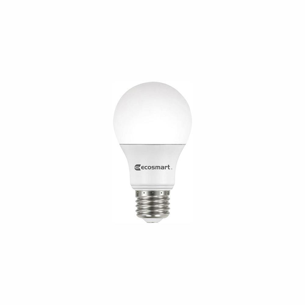 40-Watt Equivalent A19 Dimmable ENERGY STAR LED Light Bulb Bright White (48-Pack)