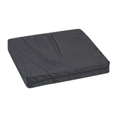 16 in. x 18 in. x 3 in. Pincore Cushion with Nylon Oxford Cover in Black