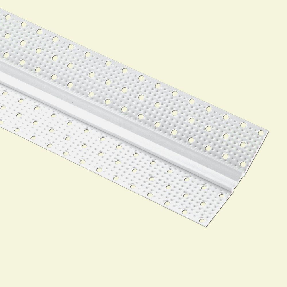 Phillips Manufacturing Company 8 ft. Vinyl Adjustable Inside Corner Bead (70-Pack)