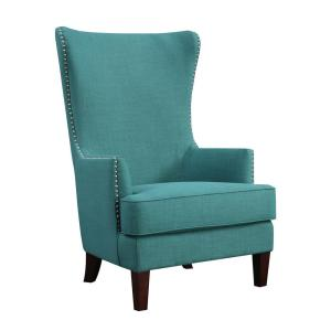 Picket House Furnishings Kegan Teal Accent Chair Deals