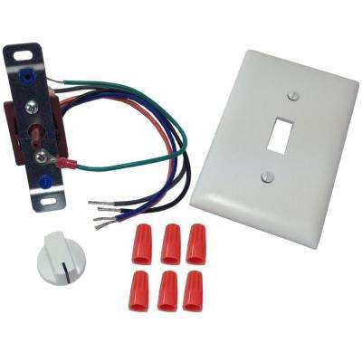 16 in. x 4 in. x 3 in. 3-Speed Switch for AS2 Transfer Fan