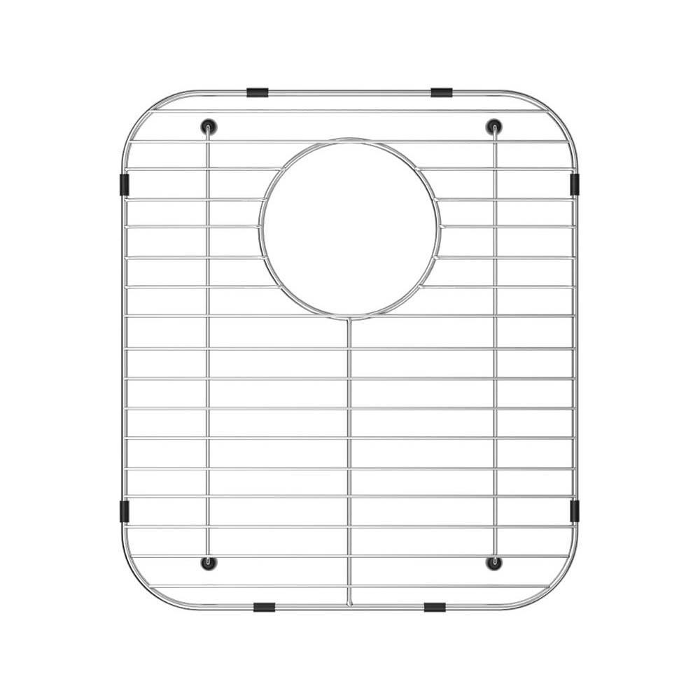 13 in. X 11.5 in. Sink Bottom Grid for Franke FGD75 in Stainless Steel