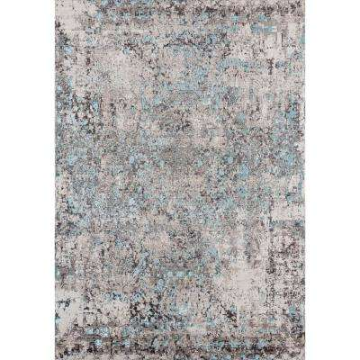 Rectangle 2 X 4 Turquoise Area Rugs The Home