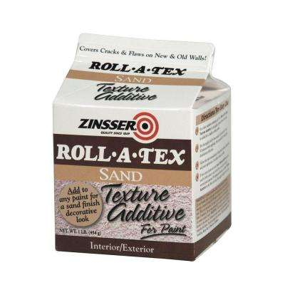 1 lb. Roll-A-Tex Sand Texture Paint Additive (Case of 6)