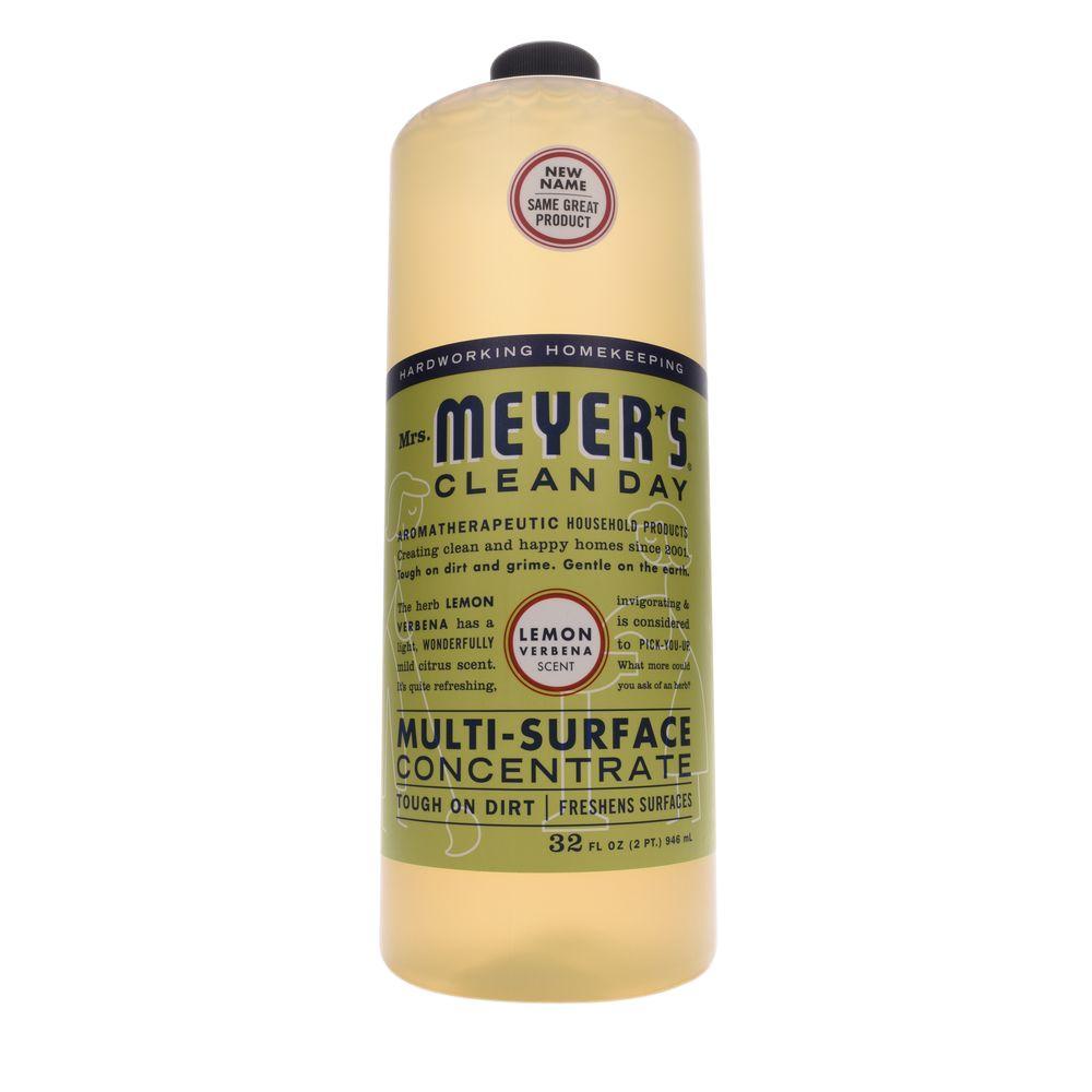32 oz. Lemon Verbena Multi-Surface Concentrate