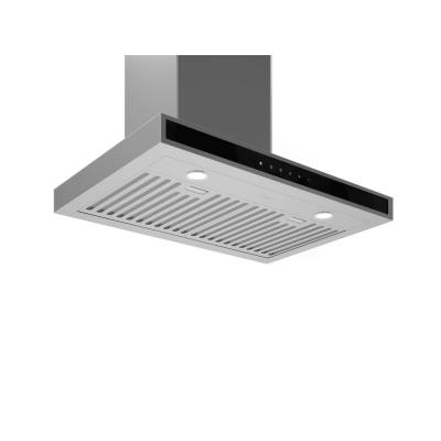 WRC630 30 in. Convertible Wall Mounted Range Hood in Stainless Steel with Night Light Feature