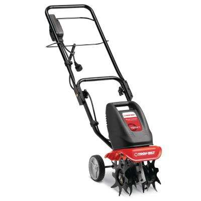 9 in. 6.5 Amp Corded Electric Tiller/Cultivator