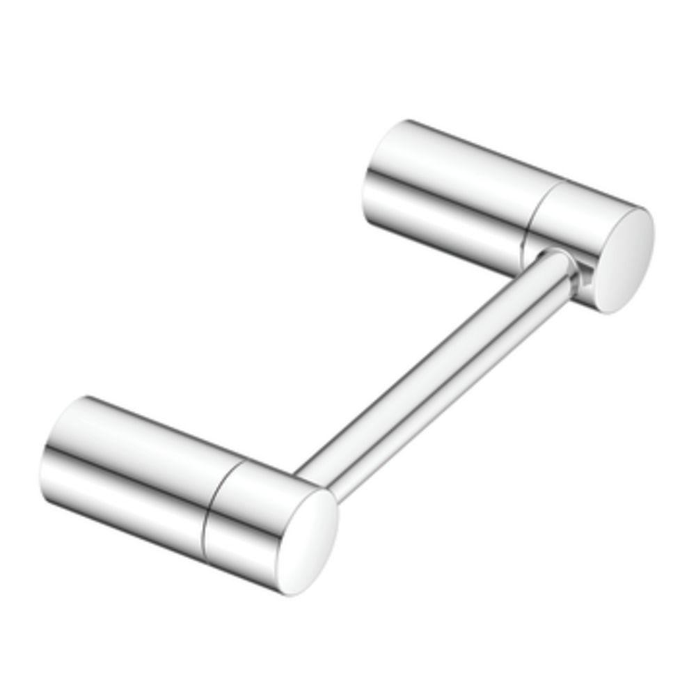 Moen Align Pivoting Double Post Toilet Paper Holder In Chrome