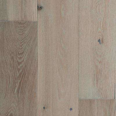 French Oak La Playa 3/8 in. T x 6-1/2 in. W x Varying Length Eng Click Hardwood Flooring (945.50 sq. ft. / pallet)