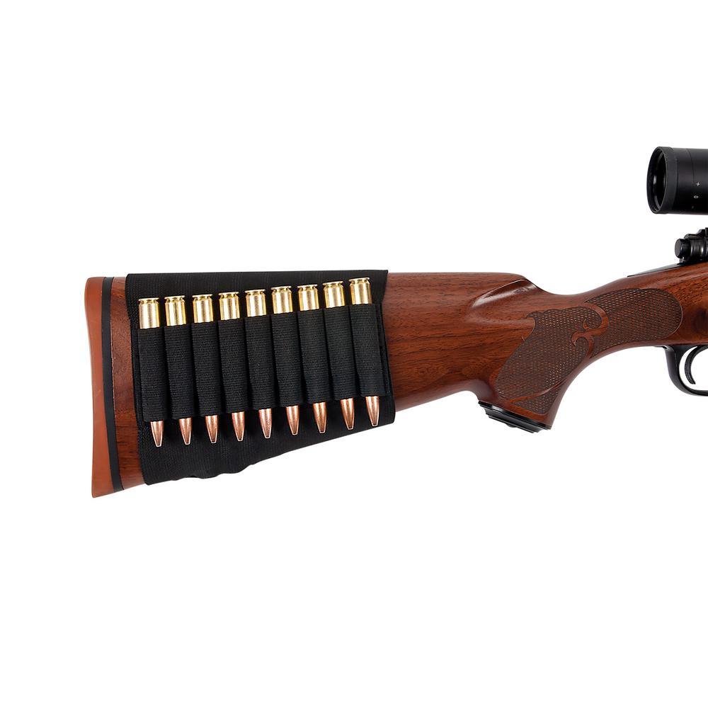 Butt stock Shell Holder for Rifles