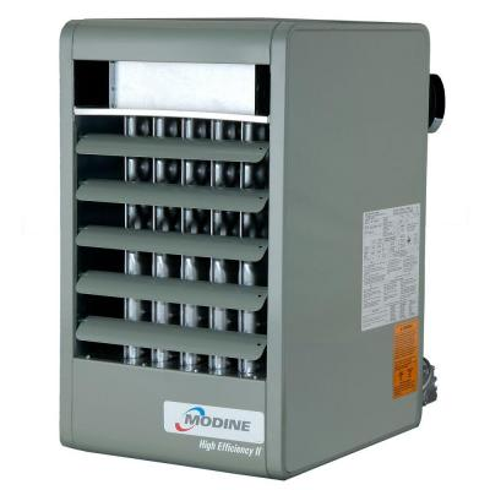 PDP 175,000 BTU Natural Gas Vertical Power Vented Unit Heater