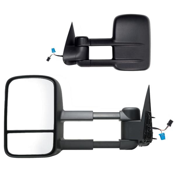 Fit System 99259 Grand Prix Driver Side Replacement Mirror Glass