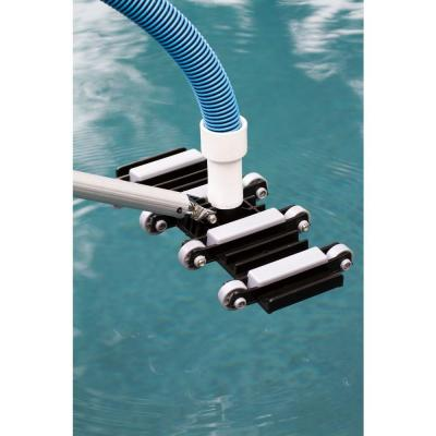Deluxe Flexible Swimming Pool and Spa Vacuum Head