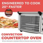 BLACK+DECKER Stainless Steel Toaster Oven
