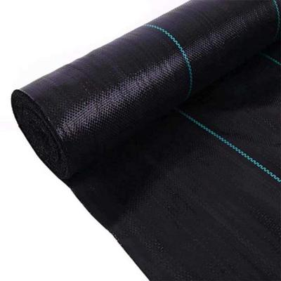 5 ft. x 100 ft. Black Heavy-Duty Landscape Fabric Pro Commercial Weed Barrier