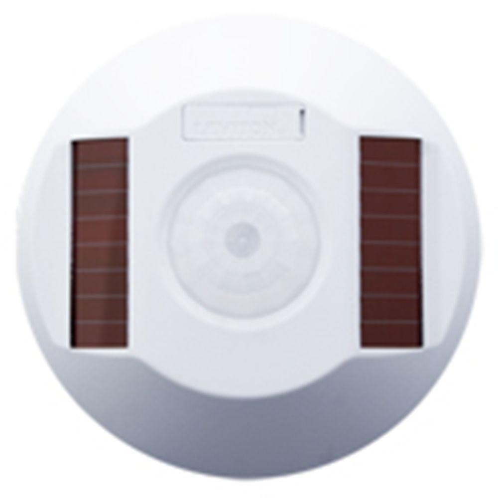 Leviton LevNet RF Enabled by EnOcean White PIR Wireless Self-Powered Occupancy Sensor-DISCONTINUED