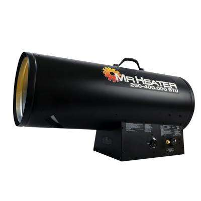 400,000 BTU Forced Air Propane Heater