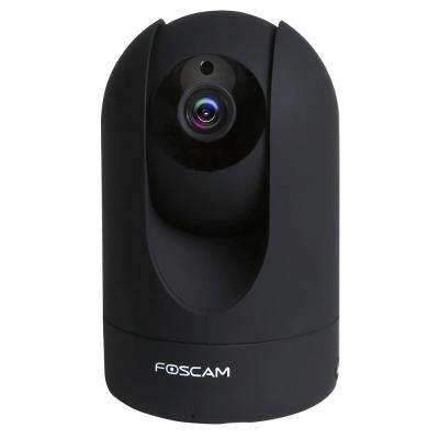 R2 1080P Wi-Fi Wireless Indoor Home Security Standard Surveillance Camera Black