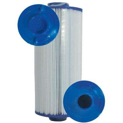 CH Series 4-5/8 in. Dia x 9-3/4 in. 25 sq. ft. Replacement Filter Cartridge with Molded Cone Top Handle