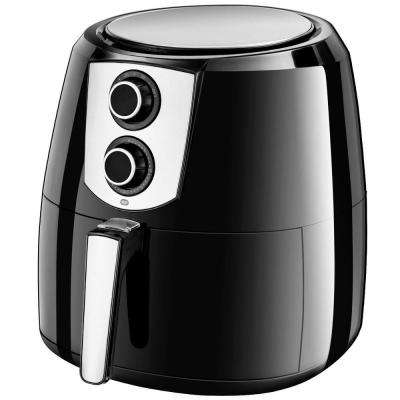 Electric Air Fryer 1800-Watt 5.5 Qt. Oil Free with Timer and Temperature Control